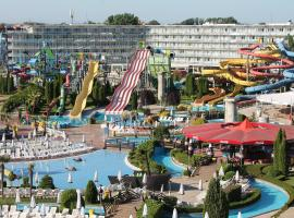 Aqua Nevis Hotel & Aqua Park - All Inclusive, hotel in Sunny Beach