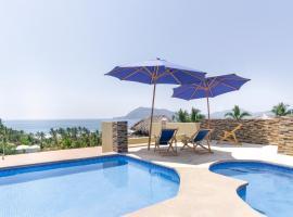 Grand View Suites, hotel in Manzanillo