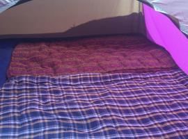 SHAIL - ARAMBOL TENTS, luxury tent in Goa Velha