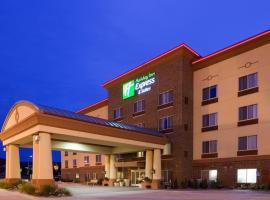 Holiday Inn Express Winona, hotel v destinaci Winona