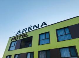 Hotel Aréna, hotel in Brumov