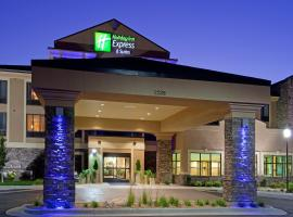 Holiday Inn Express Hotel & Suites Logan, hotel in Logan