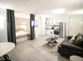 ARABEST Aparthotel & Boardinghouse, serviced apartment in Munich