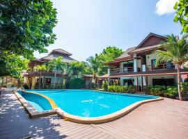 Nice Beach Resort Koh Pha-ngan, hotell sihtkohas Thong Nai Pan Yai