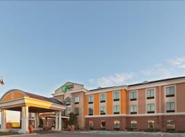 Holiday Inn Express & Suites Lubbock Southwest – Wolfforth, hotel in Lubbock