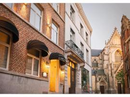 Boutique Hotel Caelus VII, hotel in Tongeren