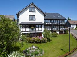 Hotel Haus Andrea, hotel with pools in Winterberg