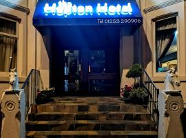 The Hopton Hotel, accessible hotel in Blackpool