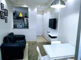 Apartamento novo, aconchegante e bem localizado, hotel in Aracaju