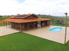 Sítio Luar, pet-friendly hotel in São Roque de Minas