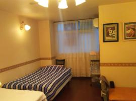 ホテル4Fマカロニ, B&B in Osaka