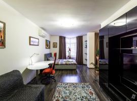Бажовский DreamHouse Апартаменты, hotel in Yekaterinburg