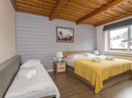 Guesthouse YeS in Bodice, hotel v destinaci Bodice