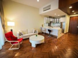 Luxury Marina Suite 2BedRoom@Strait Quay by the Sea, apartment in Tanjong Tokong