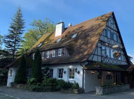 Waldhotel Eichenhof, hotel in Aalen