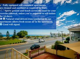 Esplanade Apartments at West Beach, apartment in Adelaide