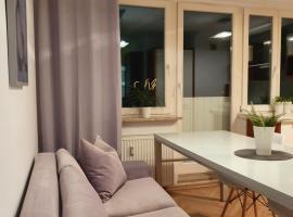 Apartament Baltic 6 – apartament w mieście Sopot