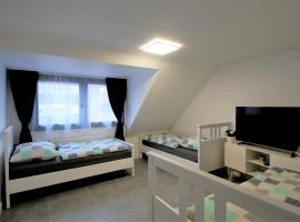 Maye Oberhausen City Deluxe, apartment in Oberhausen