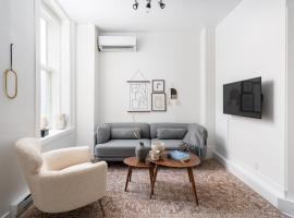 Boutique Lofts Notre Dame, apartment in Montreal