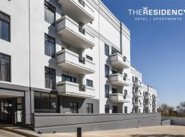 The Residency Jellicoe, apartment in Johannesburg