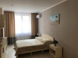 1 комнатная квартира ул. Астраханская, 76, apartment in Anapa