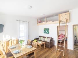 Alpen-Hostel - Apartment Morgen- und Abendsonne, Hotel in Memmingen