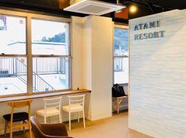 bnb+Atami Resort, hotel in Atami
