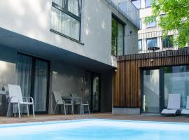 Room 5 Apartments, self-catering accommodation in Salzburg