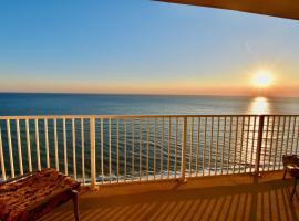 Amazing Sunset Oceanfront Condo, vacation rental in Panama City Beach