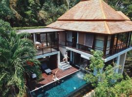 Villa Zolitude Resort & Spa, hotel in Chalong