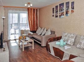 "Апартаменты ""Семь Ветров"" напротив Зима-Лето, hotel in Berdsk"