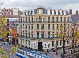 Banks Mansion - All Inclusive Boutique Hotel, hotel near Dutch National Opera & Ballet, Amsterdam
