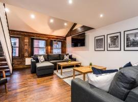 Prestige STAY Aparthotel - 27 Stanley Street, hotel in Liverpool