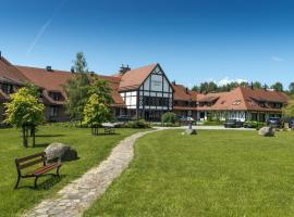 Hotel SPA Dr Irena Eris Wzgórza Dylewskie, hotel in Wysoka Wieś