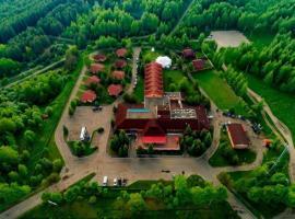 Park-Hotel, hotel u gradu 'Kostroma'