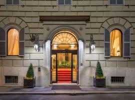 Hotel Canada, hotel near Rome Termini Train Station, Rome