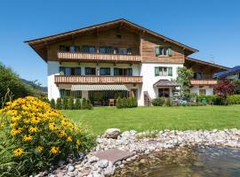 Apartments Foidl, apartment in Kitzbühel