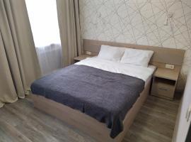 Отель Алые Паруса, отель в Кемерово