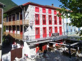 Auberge du Haut Salat、Seixのホテル