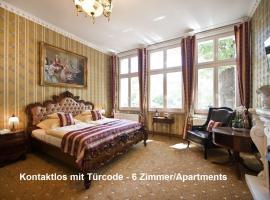 Guest house Villa Fritz, hôtel à Potsdam