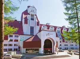 Президент Отель, отель в Уфе