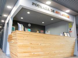 HI Parque das Nações – Pousada de Juventude, hostel in Lisbon