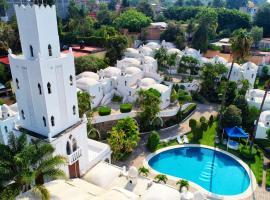 Villa Bejar Cuernavaca, hotel in Cuernavaca