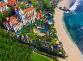 Hilton Bali Resort, accessible hotel in Nusa Dua