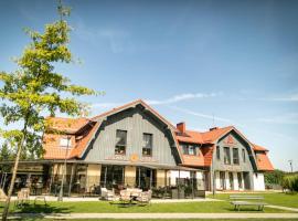 Gamtos Perlas, hotel in Karklė