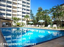 Foz Presidente Comfort Hotel, hotel near Jum of Monday, Foz do Iguaçu