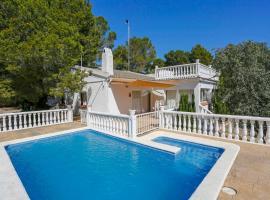 Villa Uno, hotel in L'Ametlla de Mar