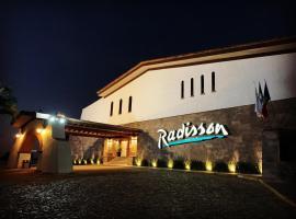 Radisson Hotel Tapatio Guadalajara, hôtel à Guadalajara près de: Aéroport international de Guadalajara - GDL