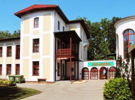 Sio Hostel, hostel in Siófok