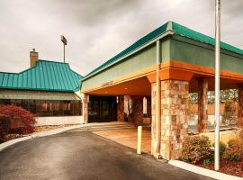 Best Western Plus Arbour Inn and Suites, hotel in Chattanooga